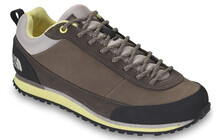 The North Face Women's Scend Leather classic khaki/yellow